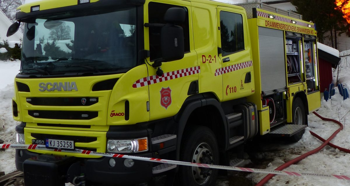 Tilrettelegging for brannvesenets innsats