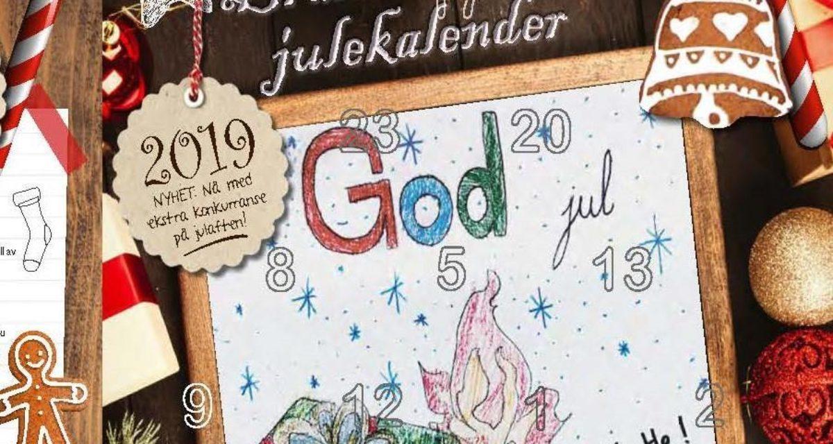Adventstidens viktigste julekalender
