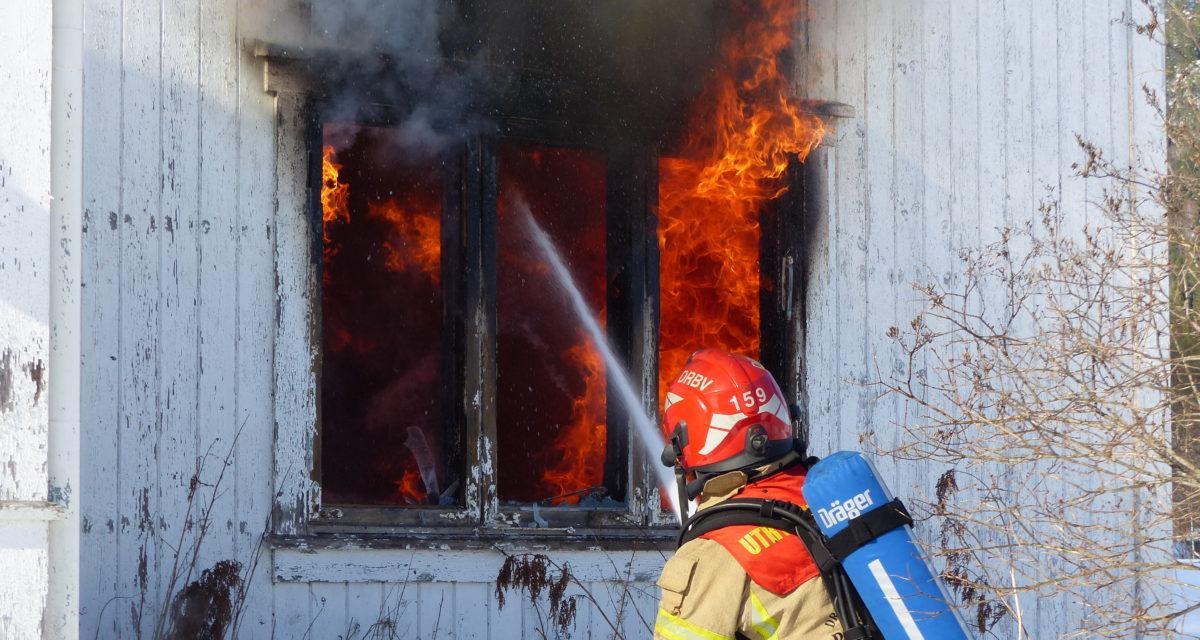 Drammensregionens brannvesen dekker fem kommuner etter nyttår