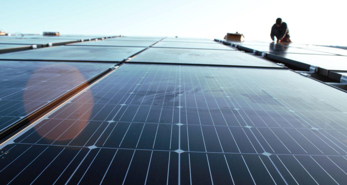 Brannveileder om solenergi