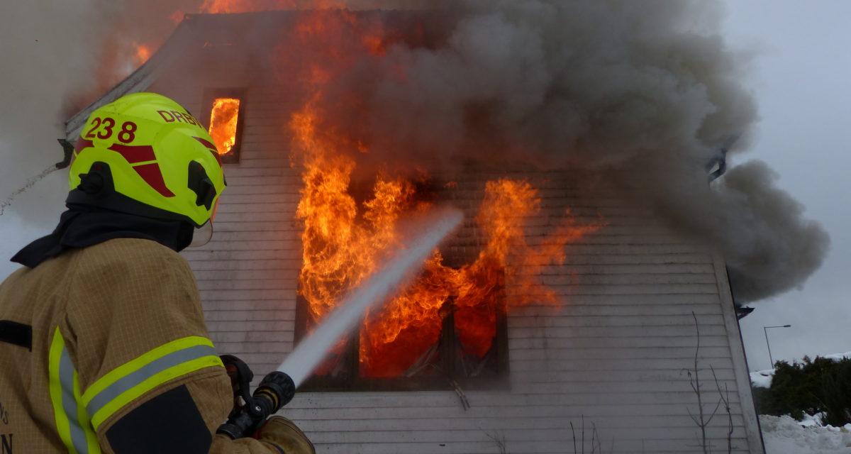 Slik kan du gjøre hjemmet mer brannsikkert